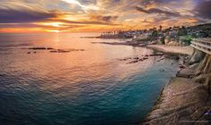 Golden ocean. From last night at Laguna Beach. My favorite time when the sun is really low and ready to dip. Panorama shot with @djiglobal Pro and processed in @photoshop  And @adobe_photoshop_lightroom @gpccases  @xritephoto  @lexarmemory  @wacom  @adobe #sailing #yacht #oceanscape  #sky  #Abc7eyewitness #verajimenezKTLA  #Ktlai #artistfound  #resourcetravel #wildcalifornia #airvuz #  #drone #djiexpert #djicreator #djiglobal #dronesdaily #aerial #instadrone #aerialimaging #droneporn…