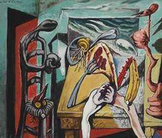Jackson Pollock, Masson Pygmalion, 1939