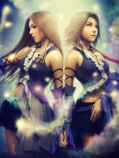 Erotic final fantasy yuna photo 895