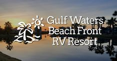 Gulf Waters Beach Front RV Resort is the Premier Luxury RV Resort on Mustang Island Texas. With 158 uniquely designed RV sites, you are sure to have a wonderful vacation. Come down and enjoy our beautiful sandy beach with warm Gulf Waters, over 1600 Palm Trees and 4 beautiful viewing ponds on property. Camping Places, Camping Life, Mustang Island Texas, Port Aransas Texas, Luxury Rv Resorts, Best Rv Parks, Texas Parks, Texas Roadtrip, Rv Sites
