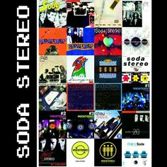 Soda Stereo Albums Soda Stereo, Music Lyrics, My Music, Perfect Love, My Love, Rock Argentino, Oneplus Wallpapers, Daddy Day, All Band