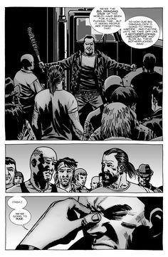 The Walking Dead Issue #114 - Read The Walking Dead Issue #114 comic online in high quality