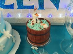 Frozen (Disney) Birthday Party Ideas | Photo 2 of 17