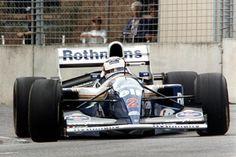 Damon Hill, Williams F1, Nigel Mansell, Formula 1 Car, F1 Drivers, F1 Racing, Indy Cars, Sport, Custom Cars