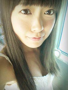 NMB48オフィシャルブログ : NMB48の画像「みるきー(。・ω・。)」 http://ameblo.jp/nmb48/entry-11345717371.html