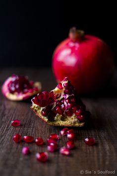 Pomegranate | Sia's Soulfood