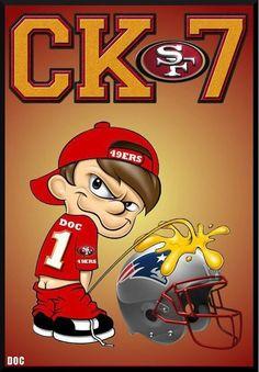 49ers :) chyea!!!!!