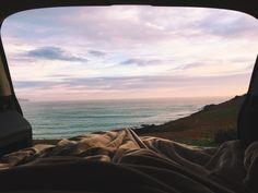 #vanlife #coast