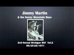 【CGUBA306】 Jimmy Martin & The Sunny Mountain Boys  08/25-29/1971 Vol.2