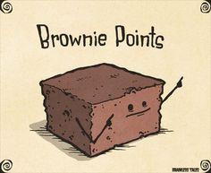 Brownie Points | Brainless Tales (2015-03-27)