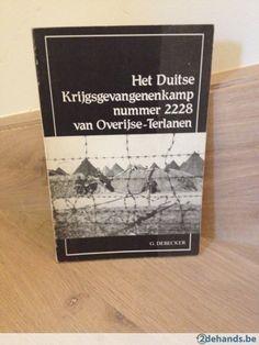 Het Duitse Krijgsgevangenkamp nummer 2228 van Overijse Terla