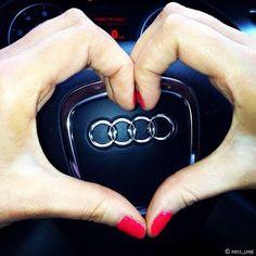 Photopoll: Audi ❤