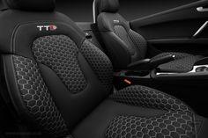 Audi TT bespoke leather interior
