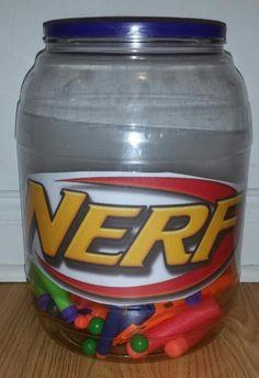 Nerf dart storage                                                                                                                                                                                 More