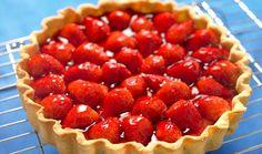 Strawberry Tart Recipe – Recipes - Jus-Rol Pastry