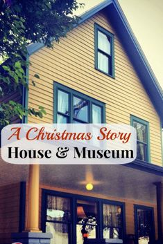 A Christmas Story House & Museum in Cleveland, Ohio