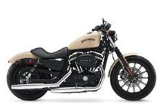Best Beginner Motorcycles for Women: Harley-Davidson Sportster Iron 883