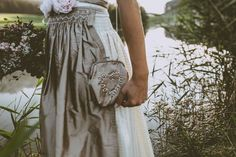 Hochzeitsdirndl 3 - maßgeschneiderte Hochzeitsdirndl White Dress, Rock, Dresses, Fashion, Silk, Wedding, Nice Asses, Nature, Vestidos
