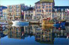 The Barbican, Plymouth, Devon, England (Home!) By day.... @Andrea_Briz @Alicia T @keifu Wel @Amber @Sue Goldberg