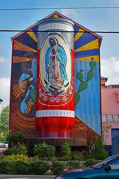 Jesse Treviño - Virgin Of Guadalupe by baldheretic, via Flickr