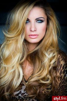 MEET THE COMPETITION with Amazing Blonde Hair. What are you waiting for? REMY CLIPS clip-in hair extensions. Fabulous hair in seconds! www.remyclips.com