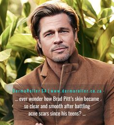 The celebrity secret to great looking skin! DIY dermaroller home kit direct to the public. Everything you need in one kit + full instructions provided Online Supplier of Dermaroller / Microneedling Home Kits for South Africa - since Derma Roller, Stretch Marks, Acne Scars, Hyaluronic Acid, Brad Pitt, Collagen, South Africa, Serum, Public