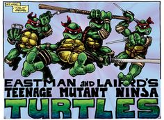 'Teenage Mutant Ninja Turtles Color Classics' #1 Comes Out of its Shell [Preview] - ComicsAlliance | Comic book culture, news, humor, commentary, and reviews