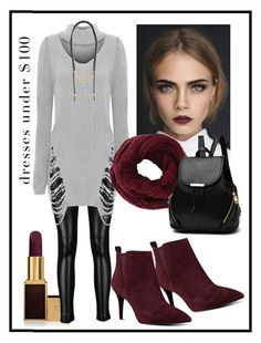 """Untitled #462"" by kattetojkaffe ❤ liked on Polyvore featuring Tom Ford, Boohoo, WearAll, Nine West, BCBGMAXAZRIA and Isabel Marant"