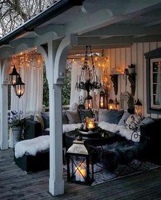 Bohemian Garden And Outdoor Patio Design Source Home Decor Budget, Home Decor on a budget, Home Deco Outdoor Rooms, Outdoor Living, Outdoor Life, Casa Steampunk, Outdoor Patio Designs, Balkon Design, Home Improvement Loans, Deco Design, Backyard Patio