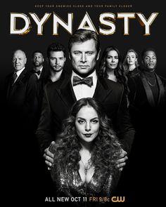 Dynasty retorna dia 11 de Outubro Dynasty/Dinastia retorna dia 11 de Outubro na CW E 12 de Outubro Netflix. Series Canceladas, Best Series, Drama Series, Best Tv Shows, Series Movies, Favorite Tv Shows, Elizabeth Gillies, Dynasty Tv Show, Dynasty Series