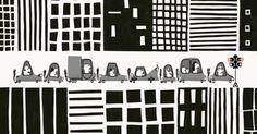 Nate Theis bietet gelungene Unterhaltung mit Autos an der Ampel. Und das mit eigentlich nur einem einzigen auf die Spitze getriebenen Stilmittel, nämlich der Darstellung von An-der-roten-Ampel-warten-Zorn