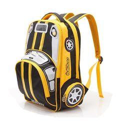 Transformers Bumblebee Children Bag School Bag Kids Student Boys Yellow Backpack #Unbranded #Backpack