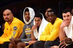 Dos jugadores de los Lakers denunciados por acoso sexual