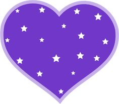 Purple Heart with star