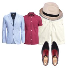 Untitled #52 by rhianmcx on Polyvore featuring H&M