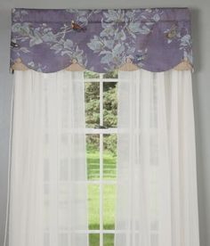 Perfect for bird watchers, bird lovers, or anyone craving a bit of elegance. #valance #curtains