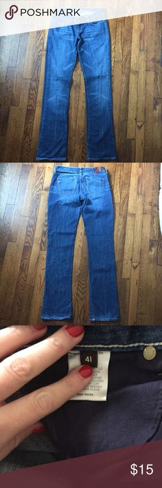 Express Jeans Boot cut jeans in great condition Express Jeans