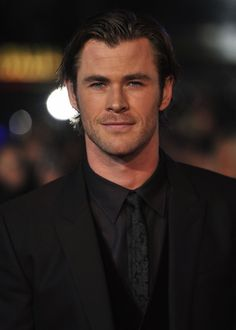 can't get enough of....Chris Hemsworth