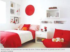 Dormitórios femininos!