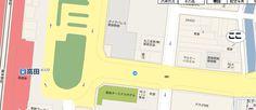 MAP to TORISHIN'S