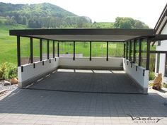 gabionen carport gartenzaun pinterest. Black Bedroom Furniture Sets. Home Design Ideas