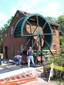 WaterWheel Factory - Pictures