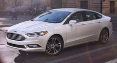 Ford Fusion's Future Is Up In The Air After Production Halt