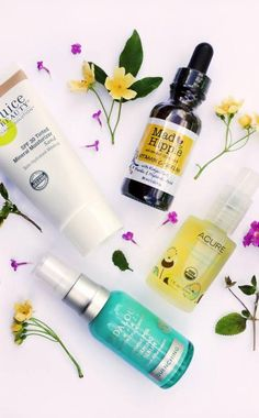Enjoy the #spring sunshine longer with #natural and #organic #facial #care from Whole Foods Market. #beautify #beautiful #skin