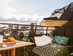 Klein Balkon Inrichten : Balkon inrichten tips voor indeling en styling maison belle