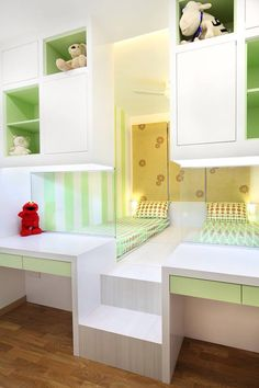 Twin's bedroom idea