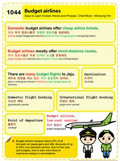 1044 Budget airlines