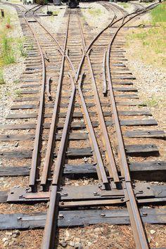 WW&F 2 foot gauge, 3 way stub switch! N Scale Model Trains, Model Train Layouts, Db Bahn, Escala Ho, Train Truck, Railroad Photography, Bonde, Pennsylvania Railroad, Train Pictures