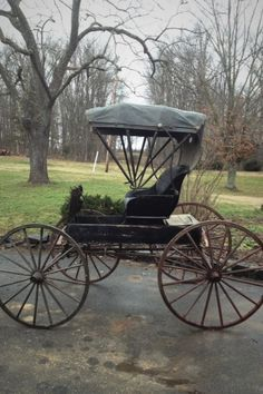 $5000 - 1892 Doctor Buggy    Dream Project....one day?