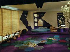 Interior design decoration postmodern interior 1980 39 s for Creative home designs memphis tn